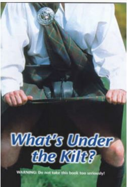 Whats under the kilt